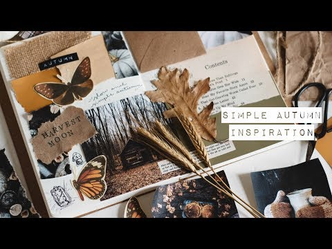 Journal With Me   Simple Autumn Inspiration
