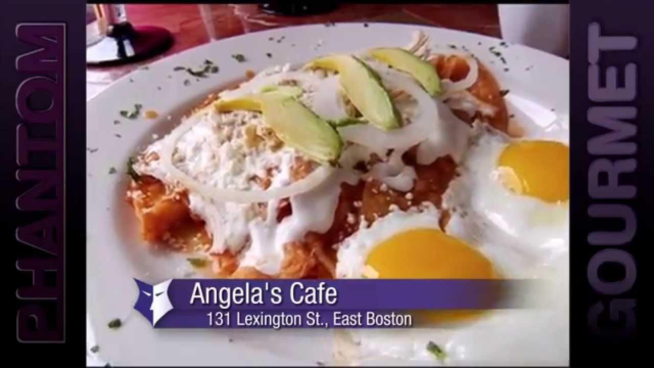 Angela S Cafe Boston