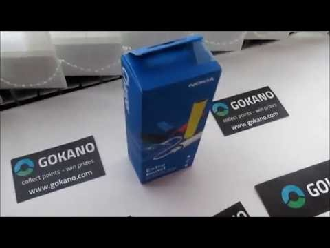 Gokano-unboxing Nokia DC 16 - Power Bank