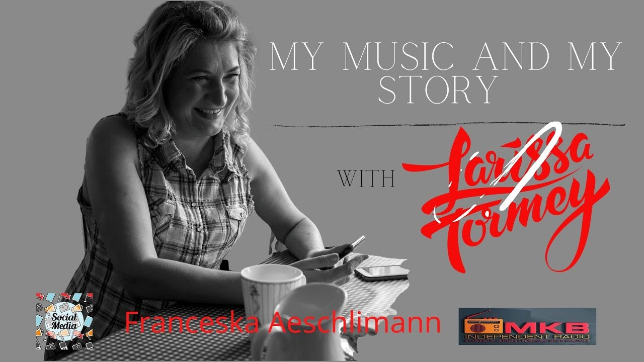 My Music And My Story Show By Larissa Tormey Youtube