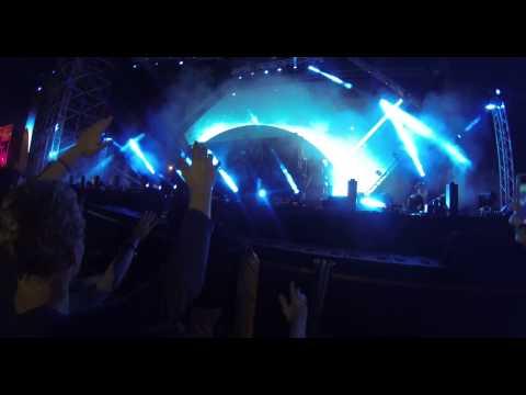 [HD] Avicii LIVE in Malaysia 2013 - Opening - We Love Asia 2013