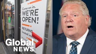 """Coronavirus: Ontario To Permit Indoor Dining, Gyms To Reopen Under """"stage 3"""" Reopening Plan 