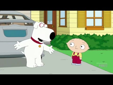Stewie Griffin High On ADHD Pills