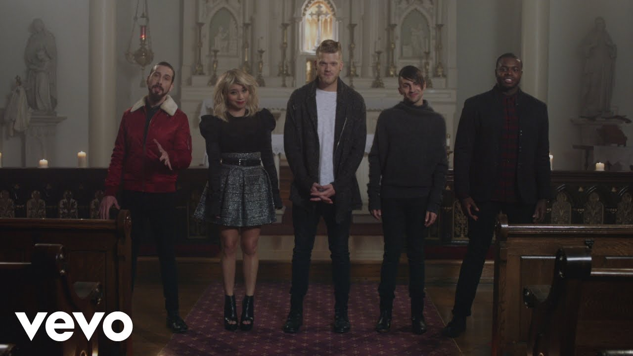 Official Video] Joy To The World – Pentatonix - YouTube