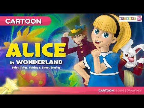 Alice In Wonderland | ऐलिस  इन वंडरलैंड | Tales In Hindi | बच्चों की नयी हिंदी कहानियाँ