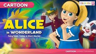 Alice in Wonderland Tale in Hindi | ऐलिस  इन वंडरलैंड  | बच्चों की नयी हिंदी कहानियाँ