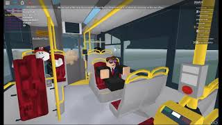 Warsaw Transport ROBLOX - New articulated bus......