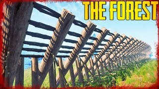 Deadfall Wall - S3 EP12 The Forest v0.73