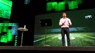 Tim Tebow speaks about being on God