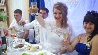 Максим и Ирина. Свадебное видео Крымск.
