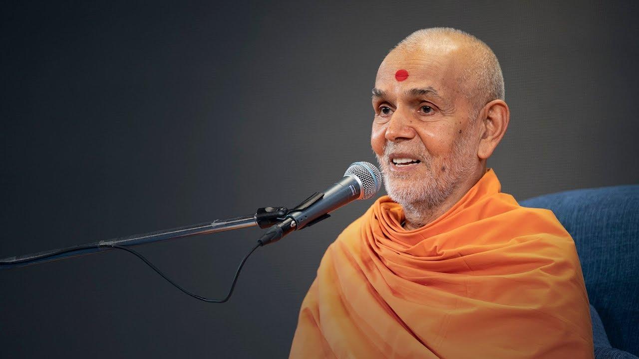 Guruhari Ashirwad 8 September 2018, Ahmedabad, India