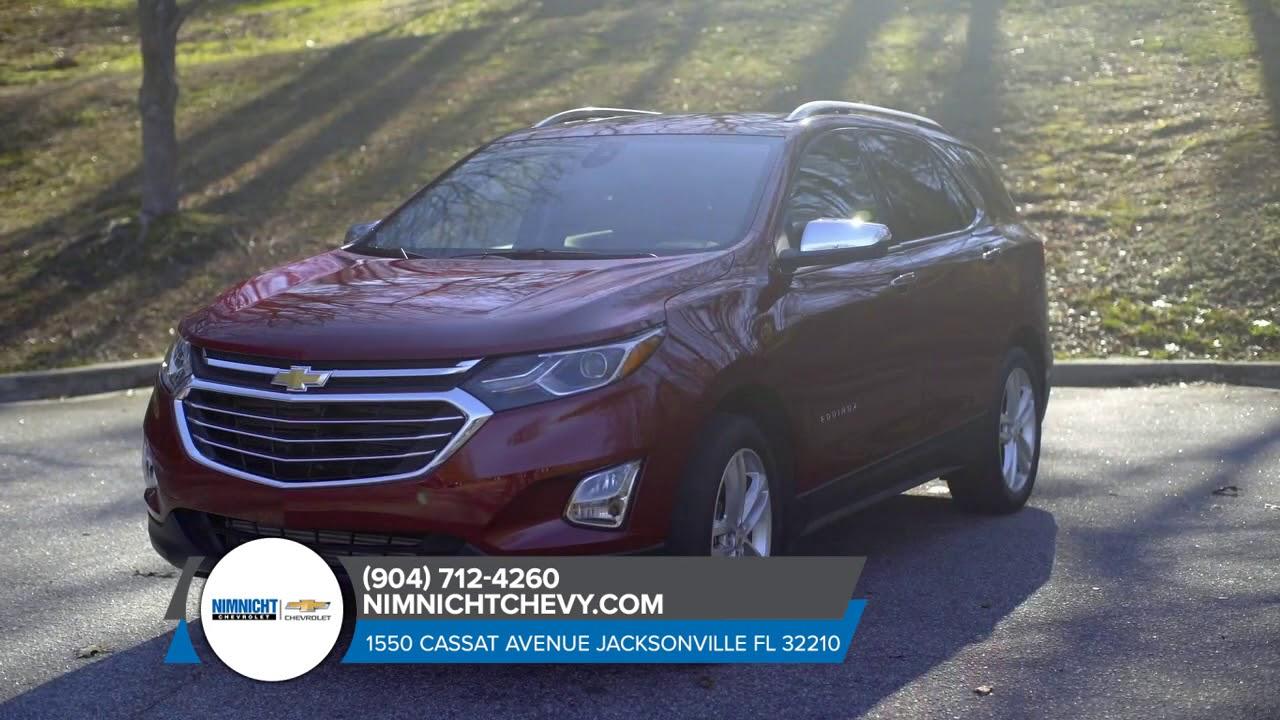 2019 Chevrolet Equinox Jacksonville Fl Chevrolet Equinox Dealership Jacksonville Fl