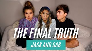 The final truth about Jack and Gab | THEY KEPT THIS A SECRET | Jack Brinkman and Gabrielle Moses