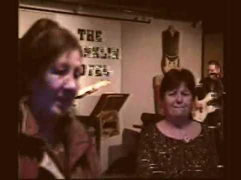 Eddie singing the lumberjack man song