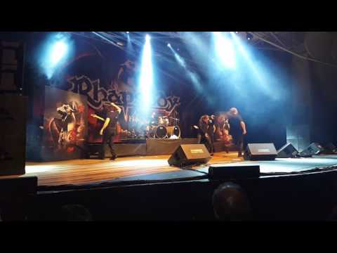 Rhapsody Reunion Farewell Tour Land of Immortals