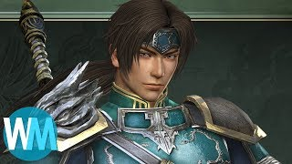 Top 10 Dynasty Warriors Style Games