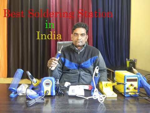 Best Soldering Station in India | Best Brand, Company, Price of Soldering Stations in India