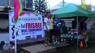1st Polomolok Mini Ultimate Frisbee Tournament Highlights
