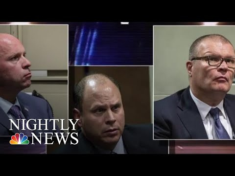 Officers Cleared Of Charges Tried To Cover Up Evidence In Laquan McDonald Killing | NBC Nightly News
