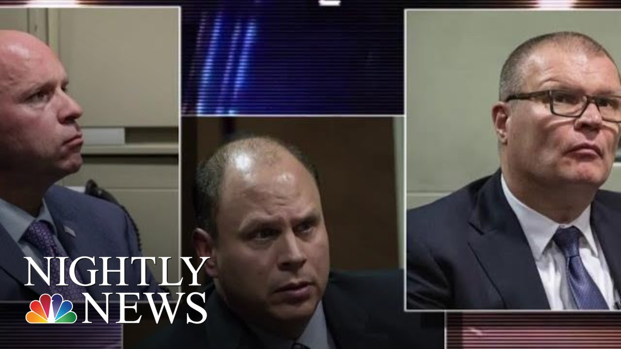 Jan. 17/19-3 White Chicago Officers Acquitted Of Murder Cover-Up of Black Teen