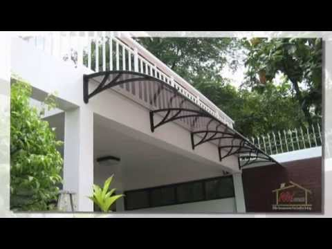 Nvlodge Canopy Awnings Contemporary European Design Style