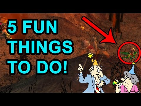 5 Fun Things To Do In Classic WoW If You're Bored
