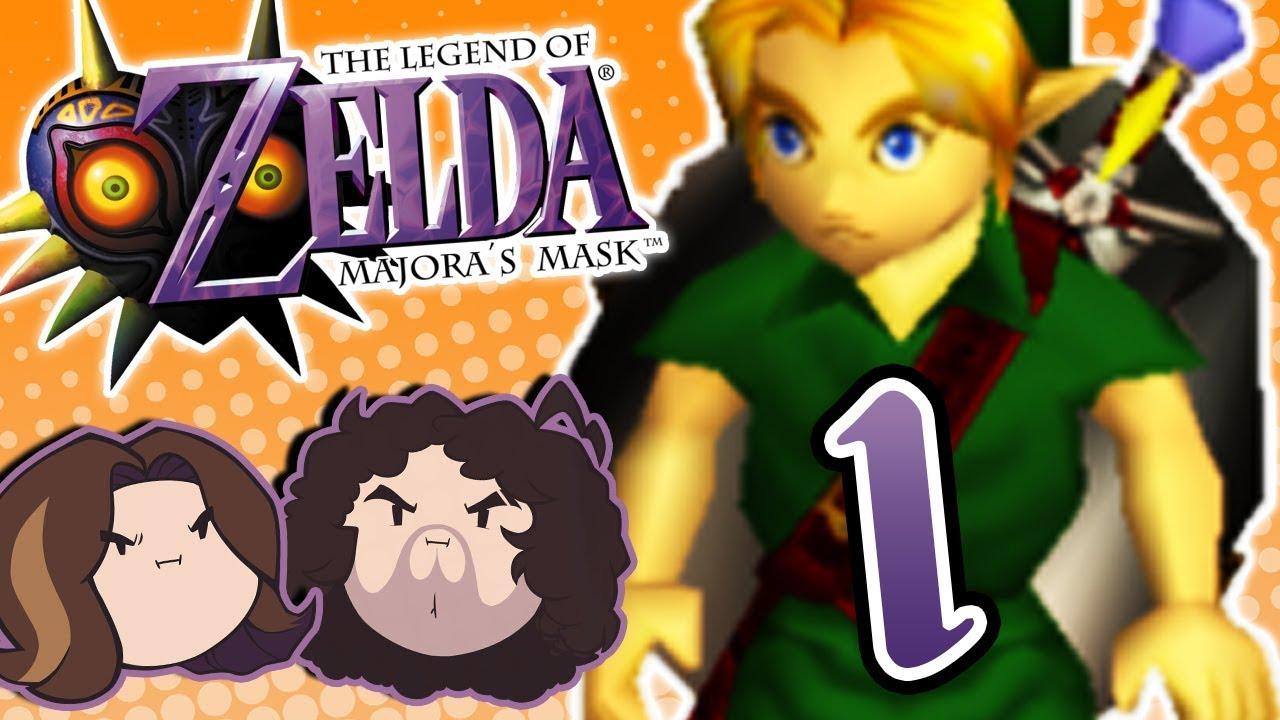 zelda majora s mask those textures part 1 game grumps youtube