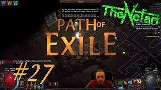 Path Of Exile 27 Siosa The Ghost In The Library