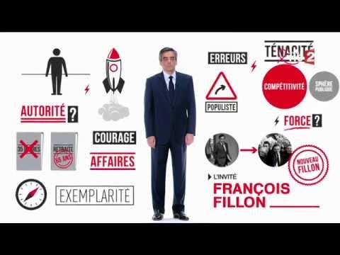 François Fillon, invité de L'Emission politique (intégralité)