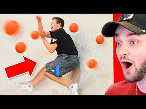 World's *FASTEST* REFLEXES will BLOW YOUR MIND!