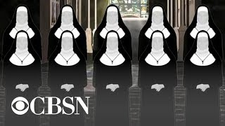 Catholic nuns accused of sexual misconduct