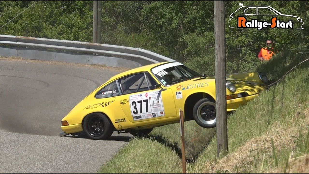 Best-of Historic Rally Cars (VHC) 2016 [HD] - Rallye-Start - YouTube