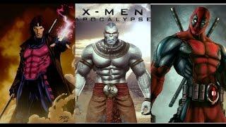AMC Movie Talk - 3 X-Men Universe Movies In 2016 With Channing Tatum's GAMBIT