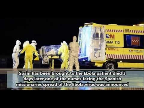 The First Cases of Ebola in Europe!!!