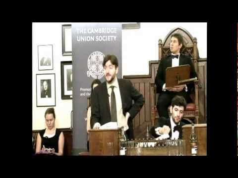 this-house-believes-religion-has-no-place-in-the-21st-century-|-the-cambridge-union