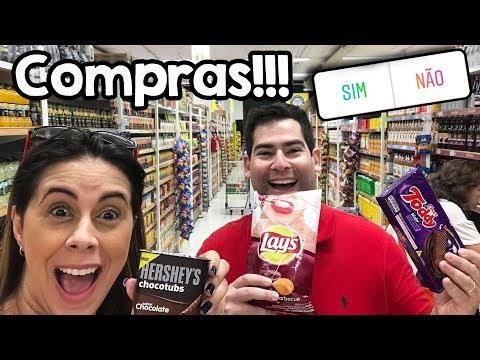 Vlog de mercado - Episódio 1 | Os seguidores escolheram |