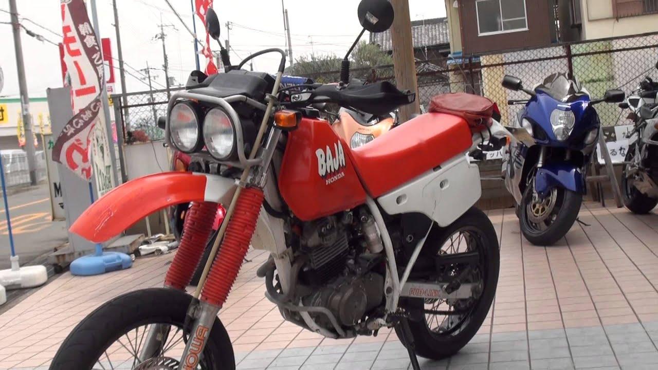 Baja Honda 300cc カスタム 滋賀 ホンダ Xr250 バハ Youtube