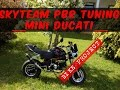SKYTEAM PBR TUNING | DUCATI PROJECT | CRASH :D
