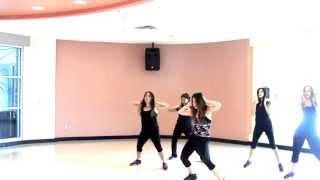 RCITY, MAKE UP, ft. Chloe Angelides, HIP HOP, DANCE, FITNESS