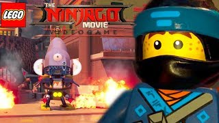LEGO Ninjago Movie Videogame Прохождение Часть 4 РАЗГРОМ НИНДЗЯГО СИТИ