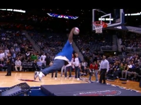 Is this the best NBA dunk ever!?!