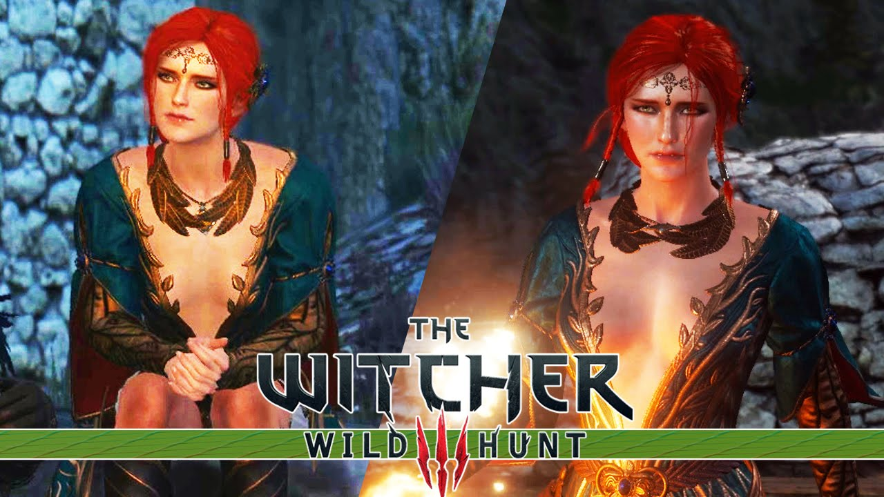 Alt look for triss witcher