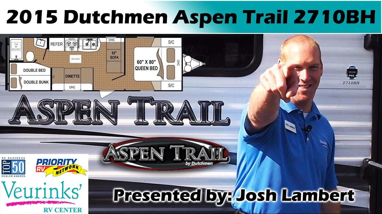 Lastest 2015 Aspen Trail 2710bh  Motorcycle Review And Galleries