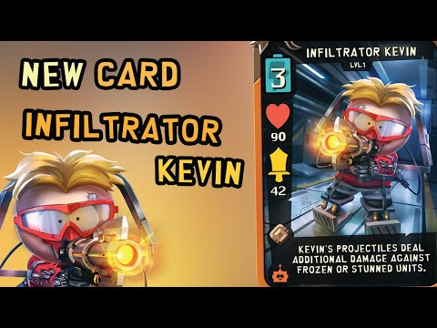 Gameplay Infiltrator Kevin