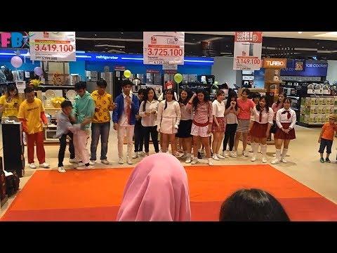 Random Play Dance KPOP @Transmart Pekanbaru