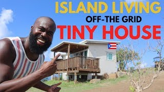 Would You Live In This Tiny House In Puerto Rico?