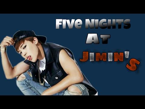 (BTS FF Video) Five Nights At Jimin's Part 2 || Park Jimin