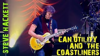Steve Hackett ~ Can-Utility and The Coastliners (The Total Experience)