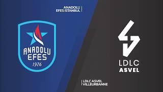 #EuroLeague 20. Hafta: Anadolu Efes - LDLC Asvel