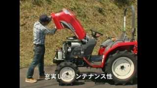 Repeat youtube video GEシリーズ|小型トラクター < 三菱農機|株式会社唐沢農機サービス